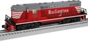 Picture of 38827 - CB&Q LionChief Plus GP-7 Diesel